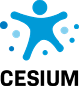 Logo for Cesium