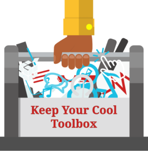 Keep Your Cool Toolbox Logo